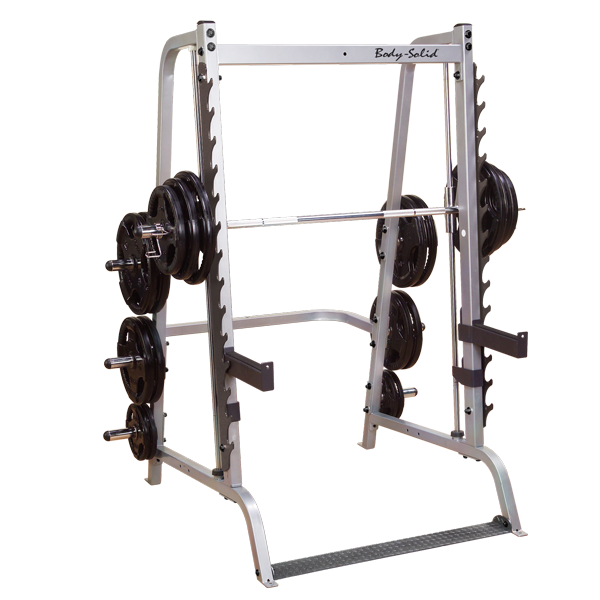 Body Solid Series and Smith Machine