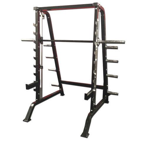 Strengthmax Smith Machine & Half Rack
