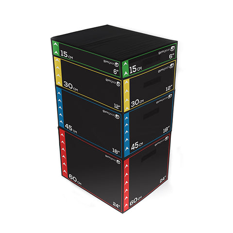 Commercial Soft Plyo Box Set