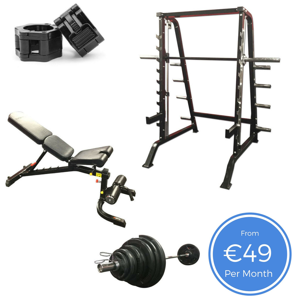 Strengthmax Smith Package