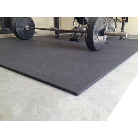 Rubber Flooring Mats 1m x 1m 20mm