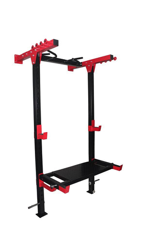 Pro Series  Wallmounted Plyo Rack