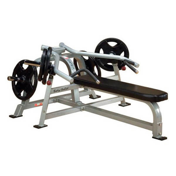 Body-Solid Flat Leverage Bench Press