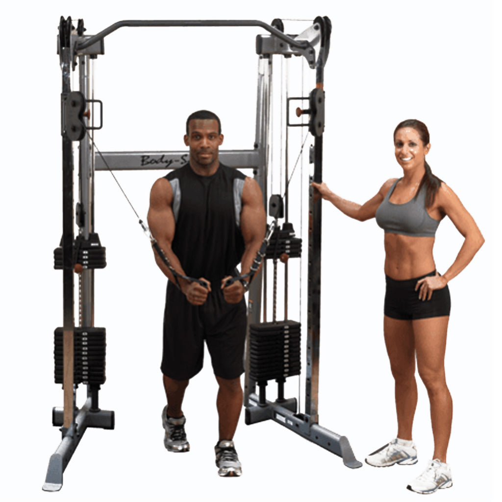 Body-Solid Functional Trainer (Light & Full Commercial Graded)