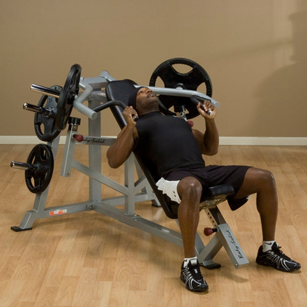 Body Solid Incline Leverage Bench Press Strength And