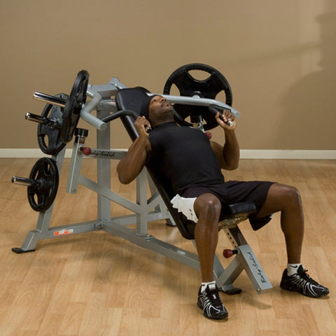 Body-Solid Incline Leverage Bench Press
