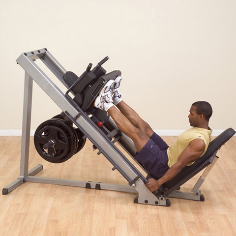 Body-Solid Leg Press / Hack Squat