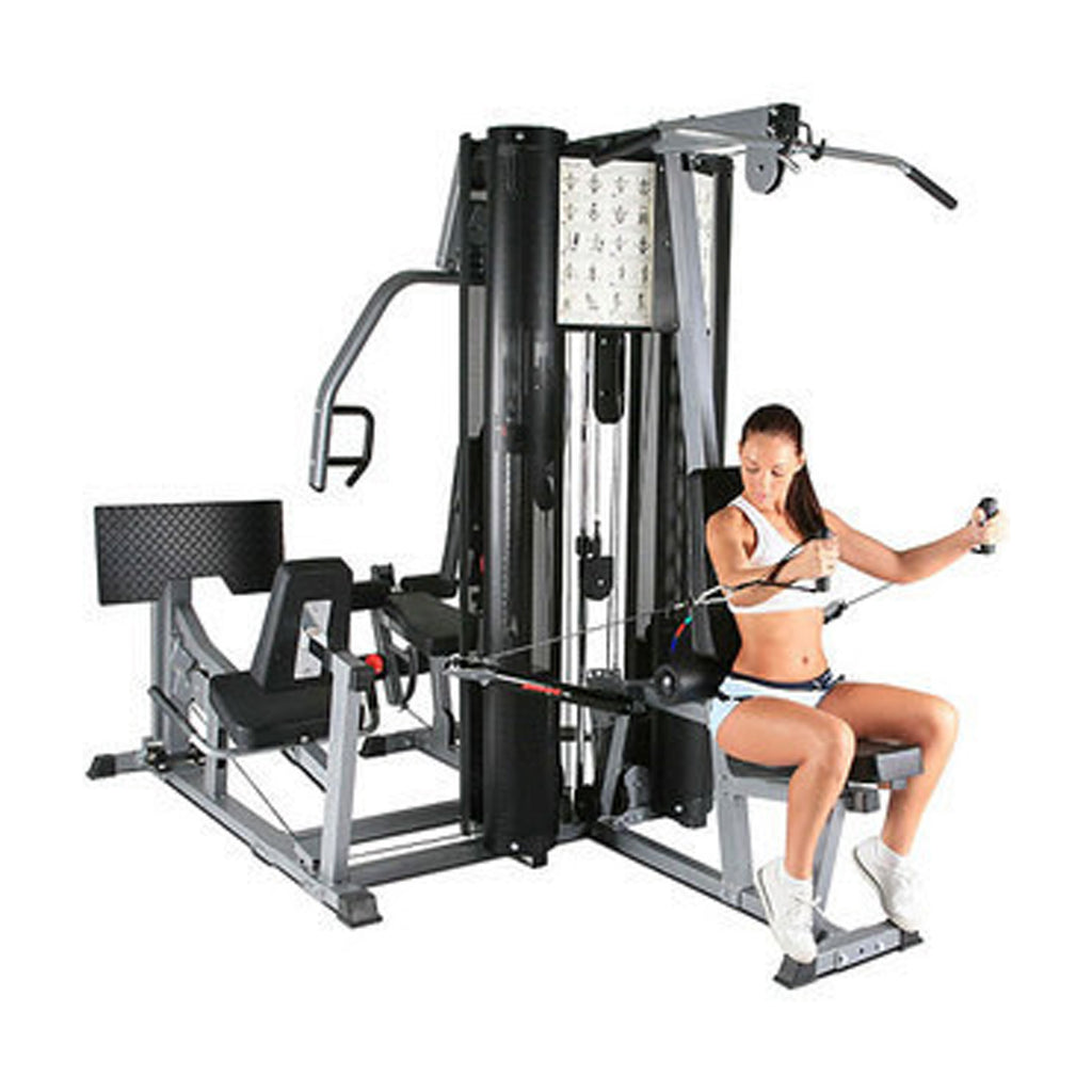 Bodycraft 2 Station Gym With Leg Press X 2