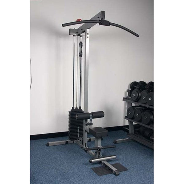 Body Solid Lat Pulldown Amp Low Row 100kg Stack Strength