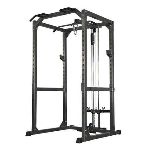 Heavy Duty Power Rack & Lat (Preorder for delivery/collection mid sept)