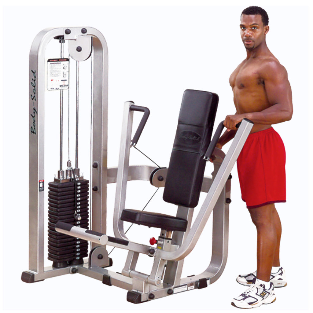 Body-Solid Chest Press