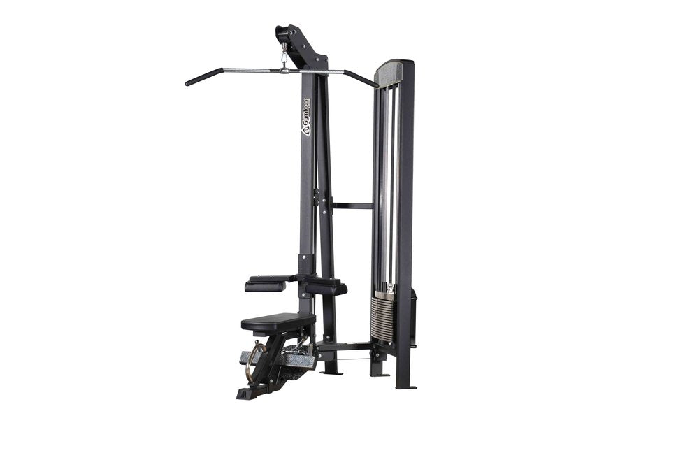 GymLeco Lat Pulldown Low Row