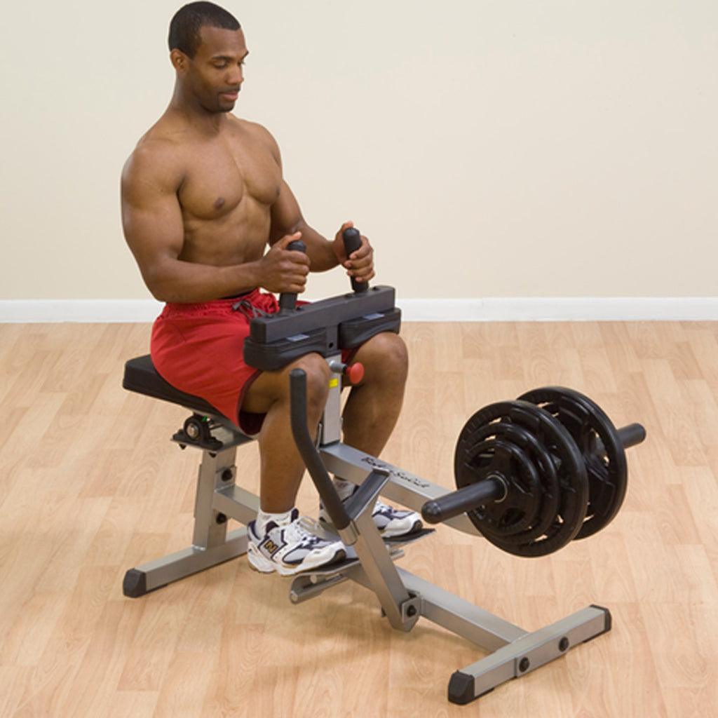 Body-Solid Seated Calve Raise
