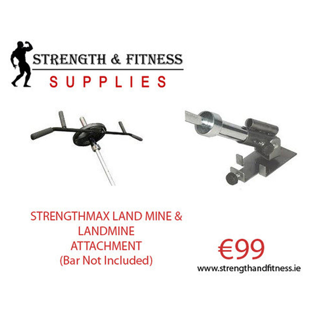 Strengthmax Land Mine Package