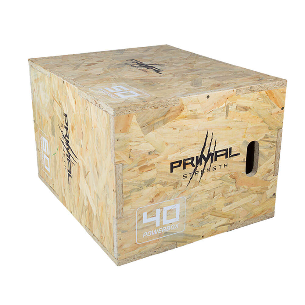 Primal 3 in 1 wooden Plyo Box
