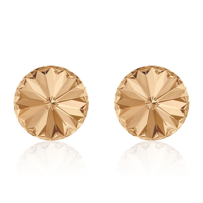 Claire de Lune Rivoli Earrings