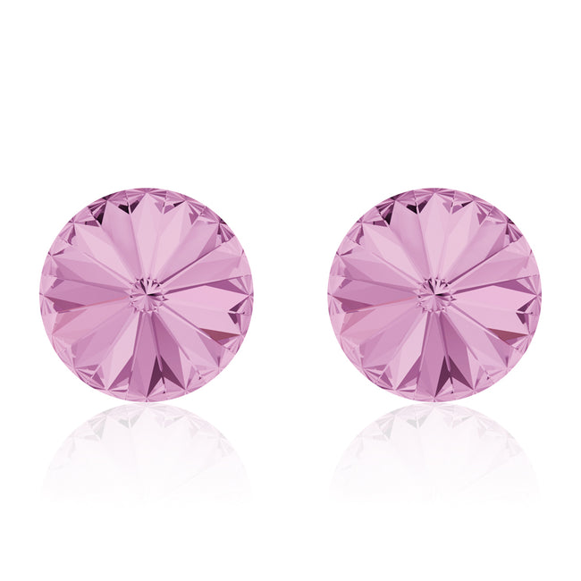 Berry Sorbet Rivoli Earrings