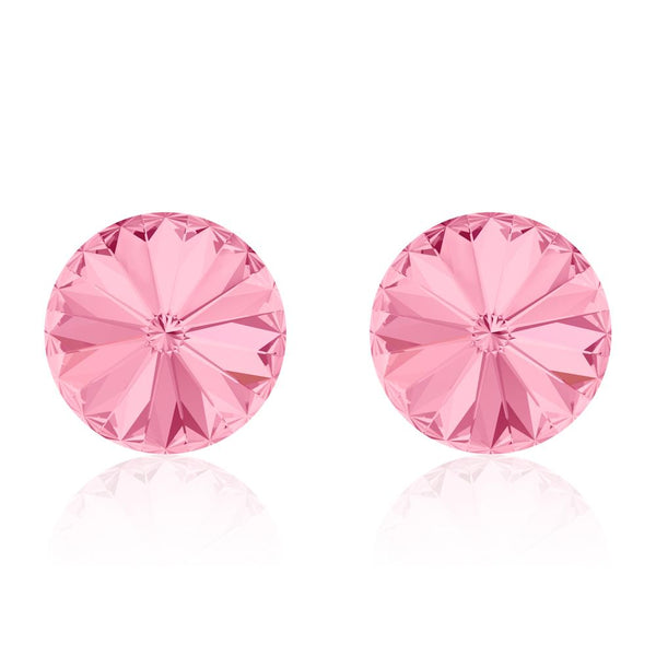 Hibiscus Rivoli Earrings