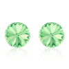 Melon Miel Rivoli Earrings
