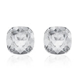 Cristal Cushion Earrings