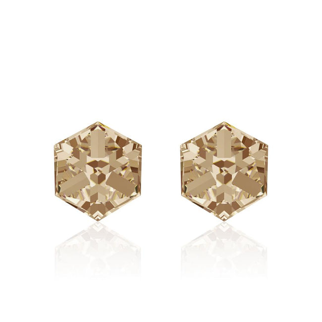 Claire De Lune Cube Earrings