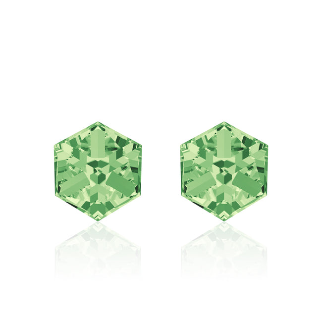 Bambou Cube Earrings