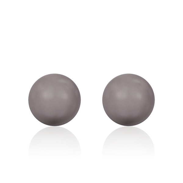 Mauve Royal Pearl Earrings