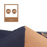 Sahara Cushion Earrings