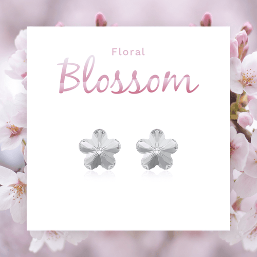 Blossom Floral Earrings (Limited Edition)