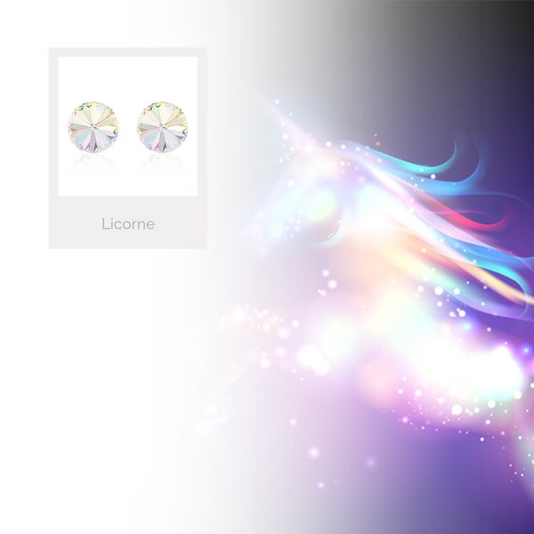 Licorne Rivoli Earrings