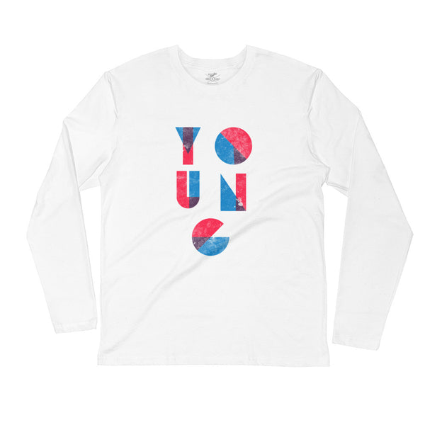 Young PacMan Long Sleeve (2 Colors)
