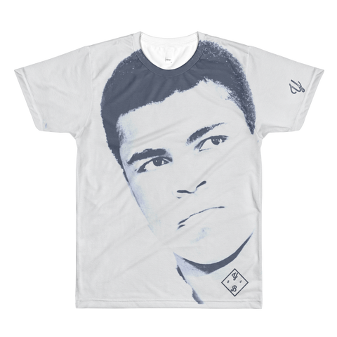 Young Cassius AOP Short Sleeve Shirt