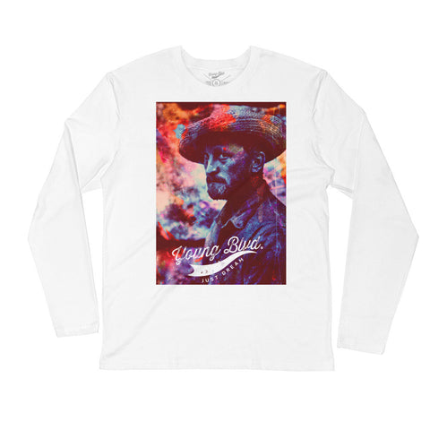 Young Blvd Kirk D. YB Classics Art Print Long Sleeve