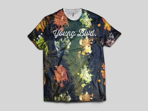 Young Trees & Things Short Sleeve Shirt