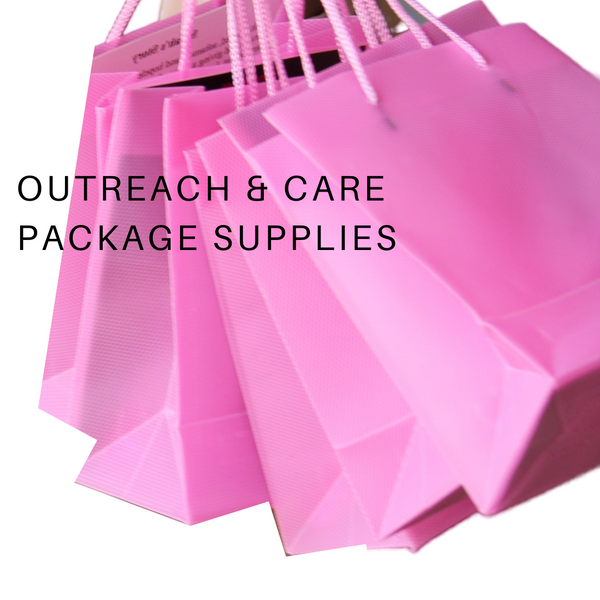 Outreach & Care Package Supplies