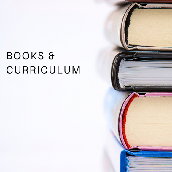 Books & Curriculum
