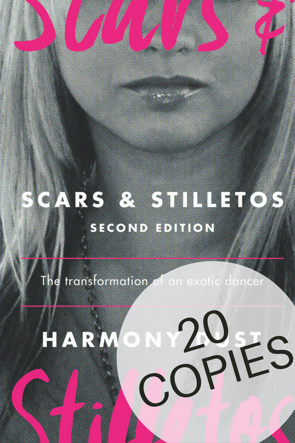 Scars & Stilettos 2nd Edition - 20 Copy Set