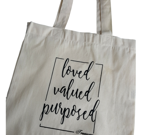 *NEW* Treasures LVP Tote Bag