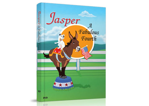 Jasper: A Fabulous Fourth (Book)
