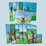 Jasper Complete Book & DVD Bundle