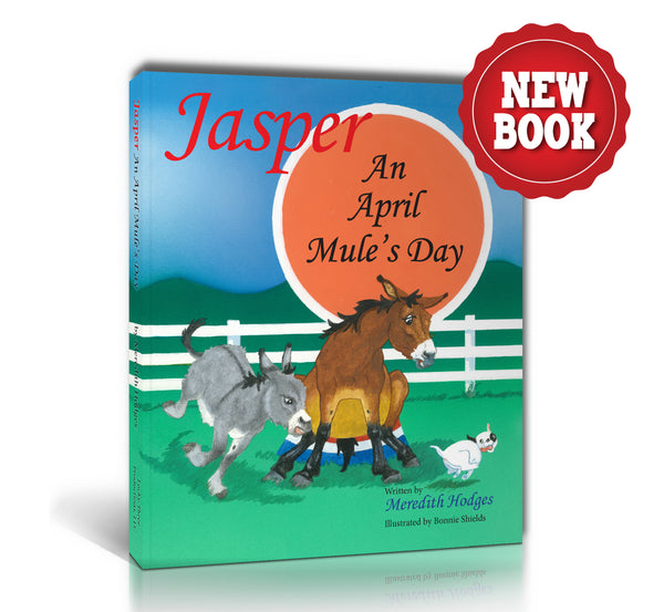 Jasper: An April Mule's Day (Book)