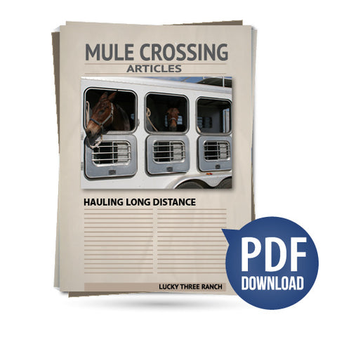 Hauling Long Distance