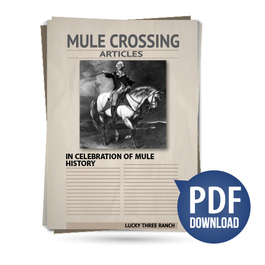 In Celebration of Mule History