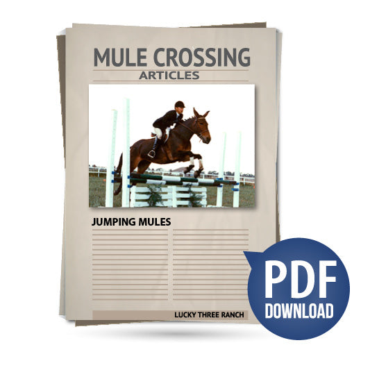 Jumping Mules