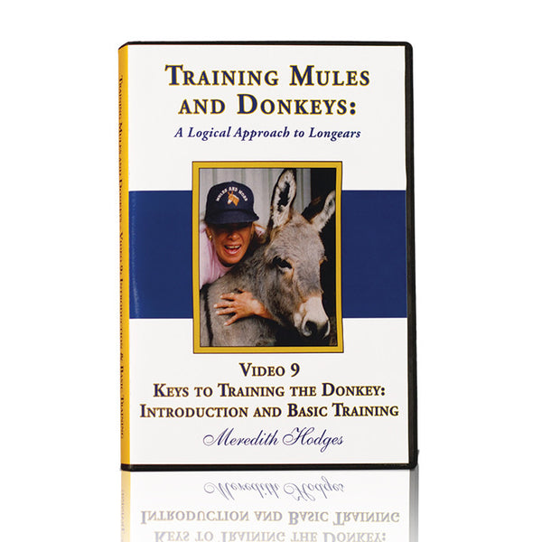 TMD DVD #9 - Basic Training for Donkeys