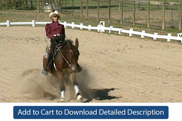 Training Tip - #094 Stopping Under Saddle