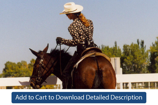 Training Tip - #096 Rollbacks Under Saddle