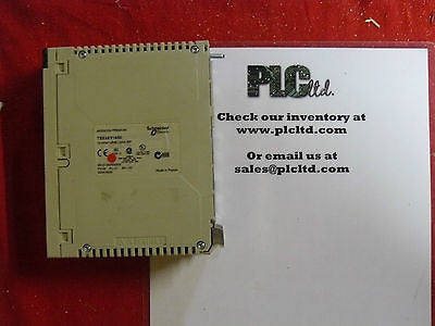 TSXAEY1600 USED TESTED! Modicon Premium 16 IN Analog TSX-AEY-1600