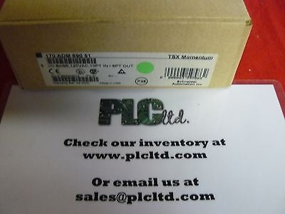 170ADM69051 NEW SEALED! Modicon Momentum I/O Base 170-ADM-690-51