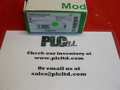 BMXDDI3202K BRAND NEW Schneider Electric Modicon BMX-DDI-3202K